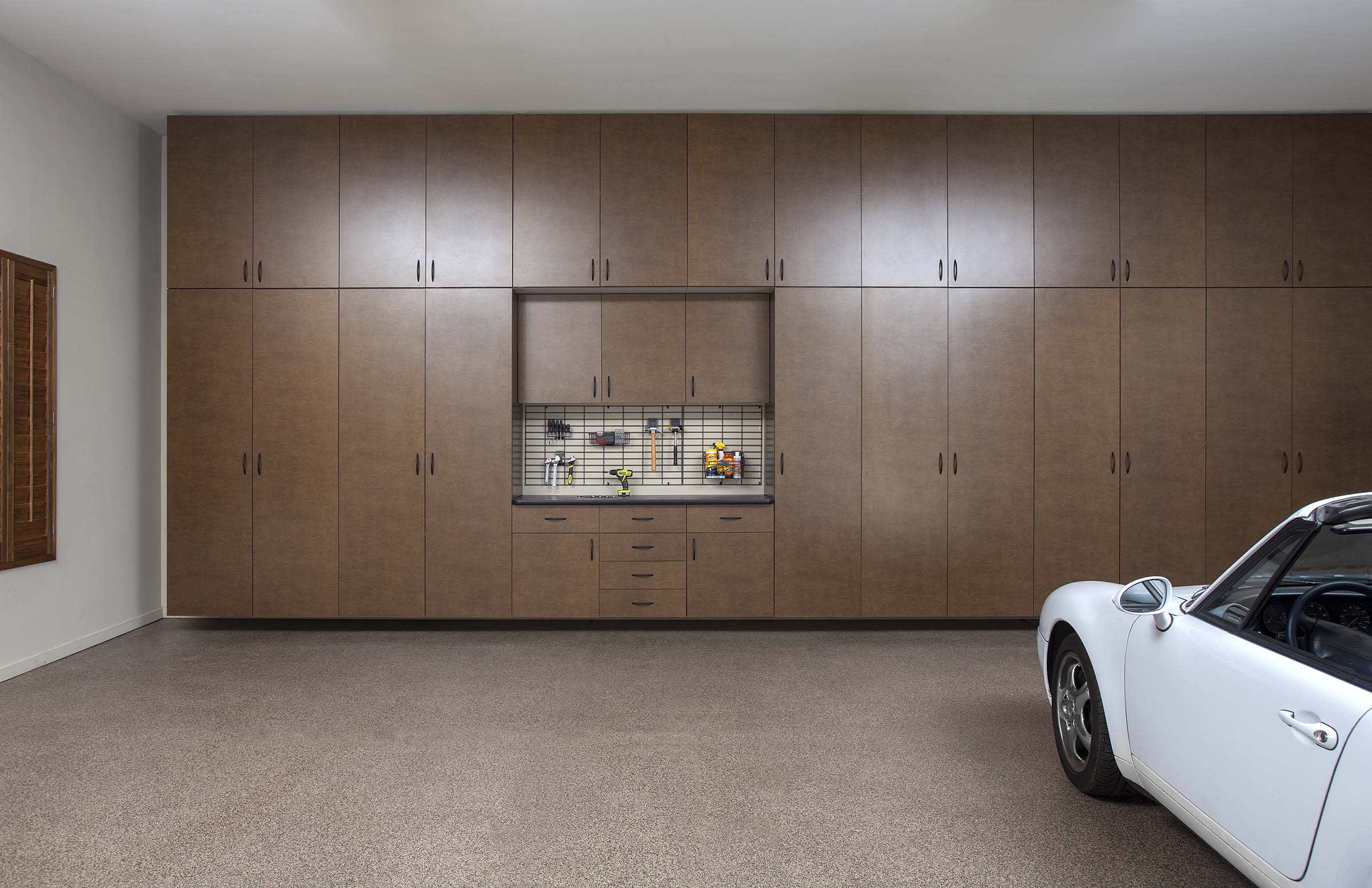 custom a prescott cropped az arizona garage z cabinets
