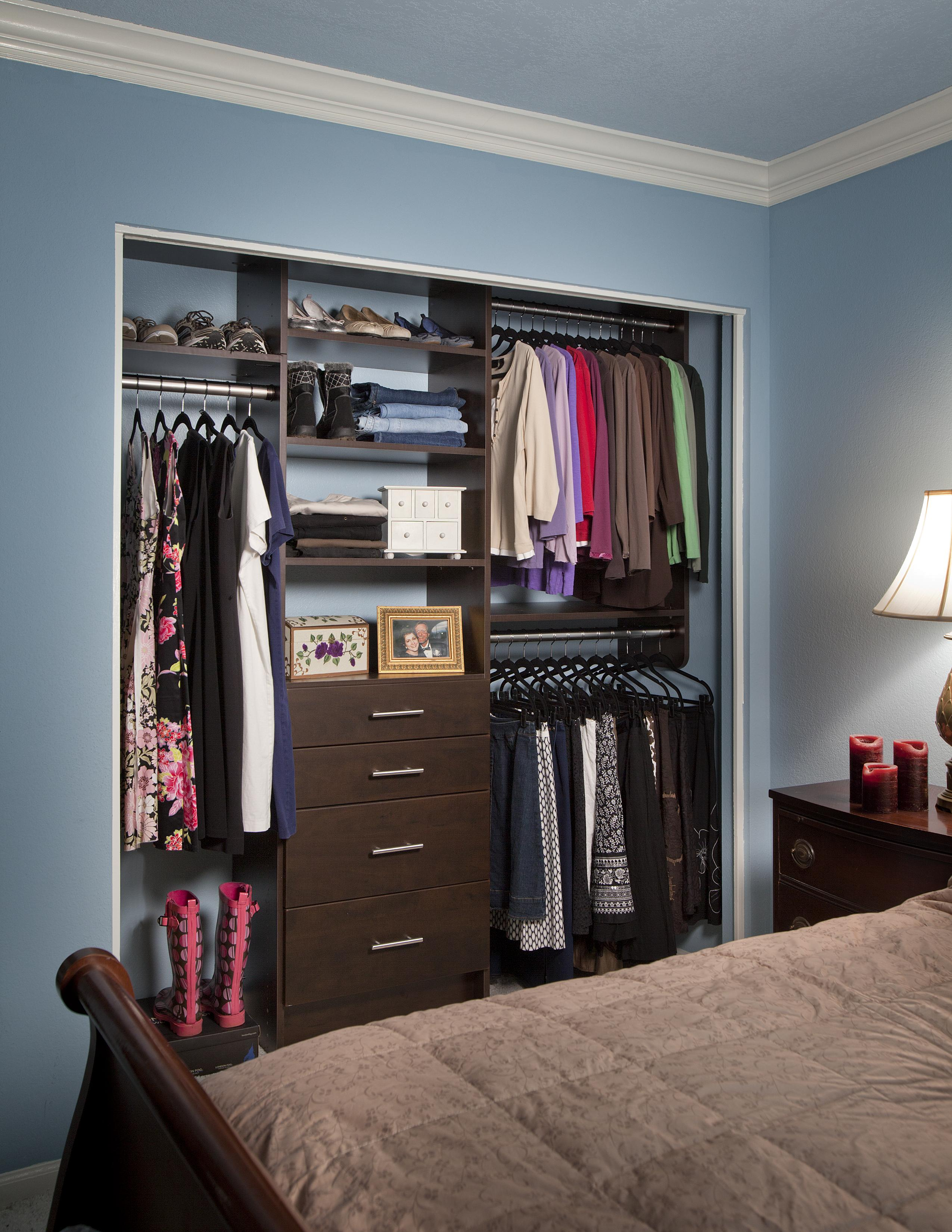 Custom Closet Designs And Storage Solutions By Desert Sky Doors