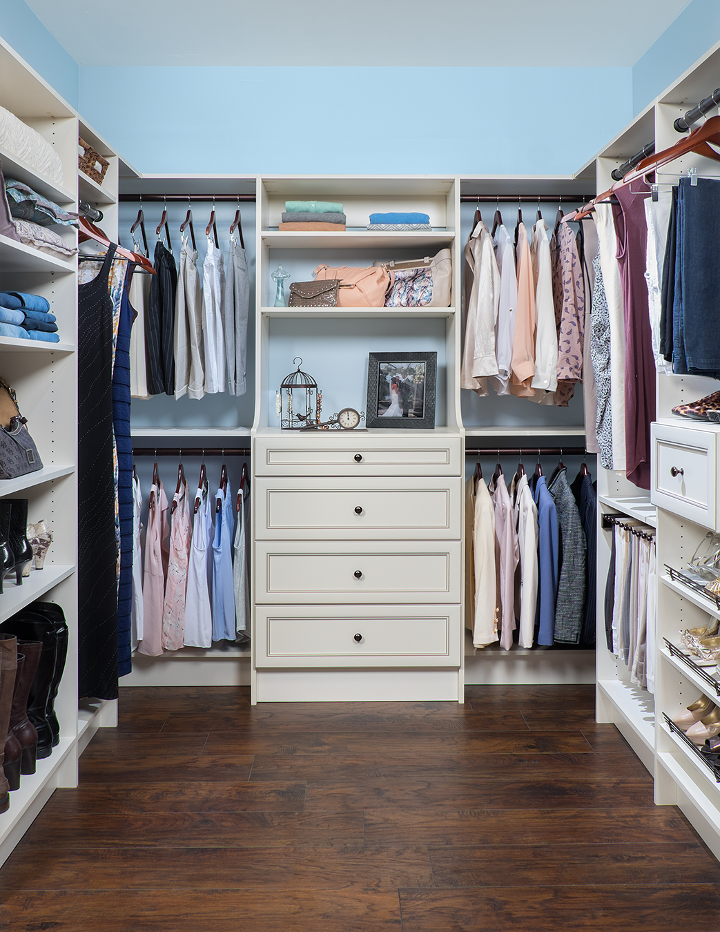 Custom Closet Designs And Storage Solutions By Desert Sky Doors And ...