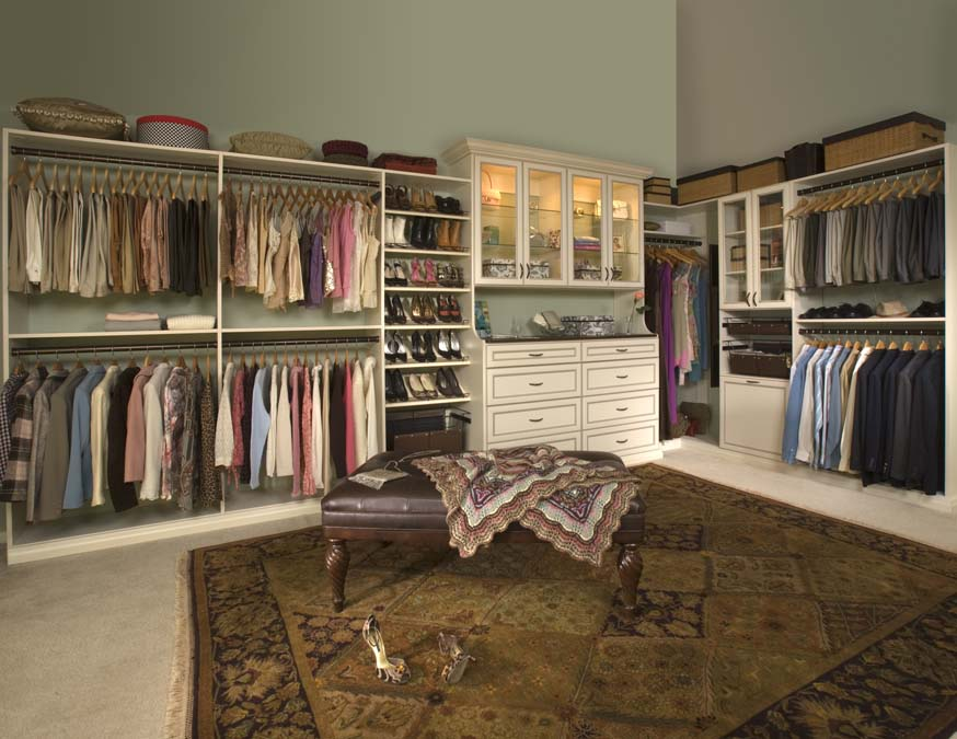 Beau Custom Closet Designs And Storage Solutions By Desert Sky Doors And ...