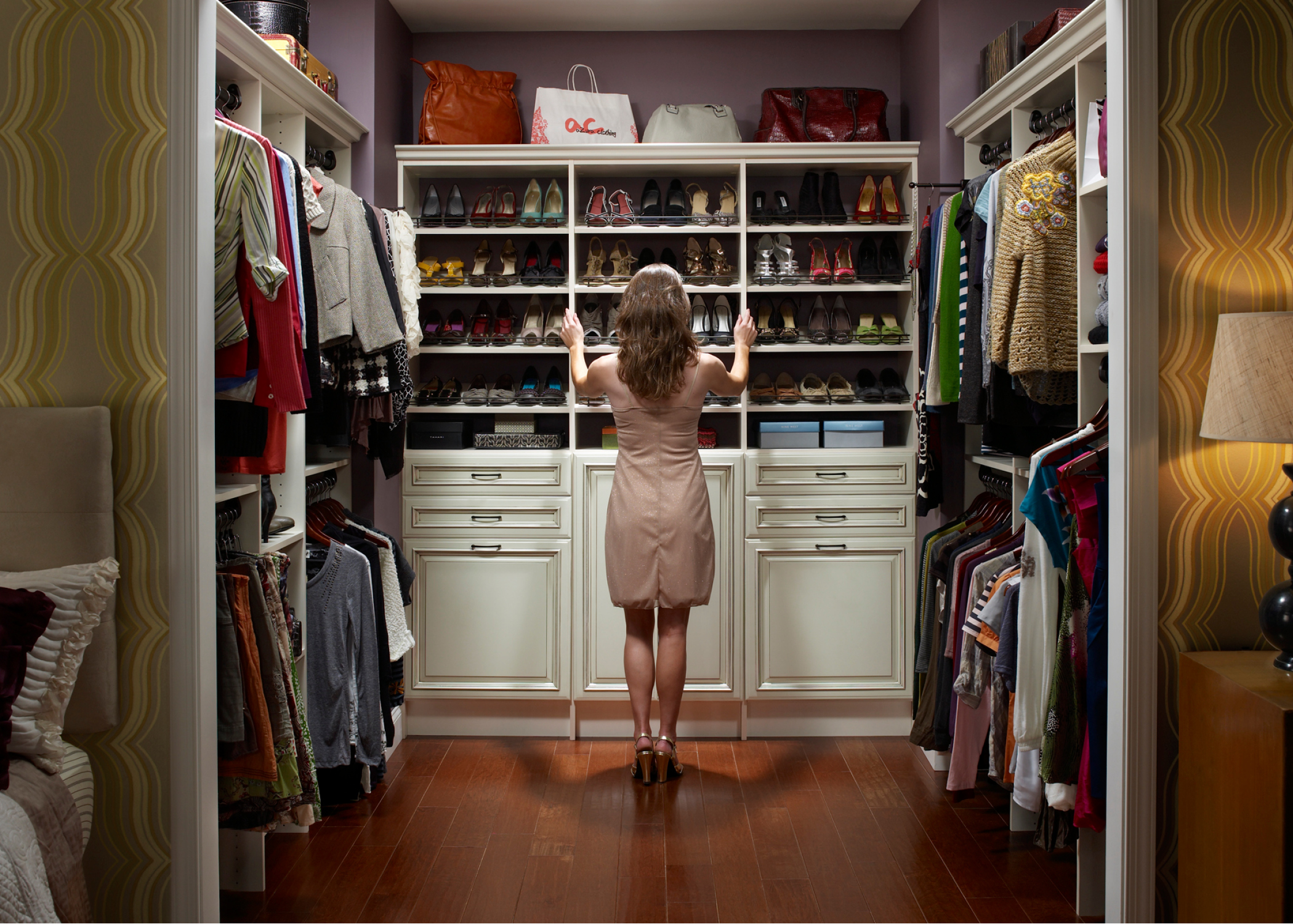custom closets designs.  Designs Custom WalkIn Closets Inside Designs E